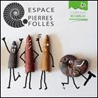 Logo de l'Espace Pierres Folles du Geopark