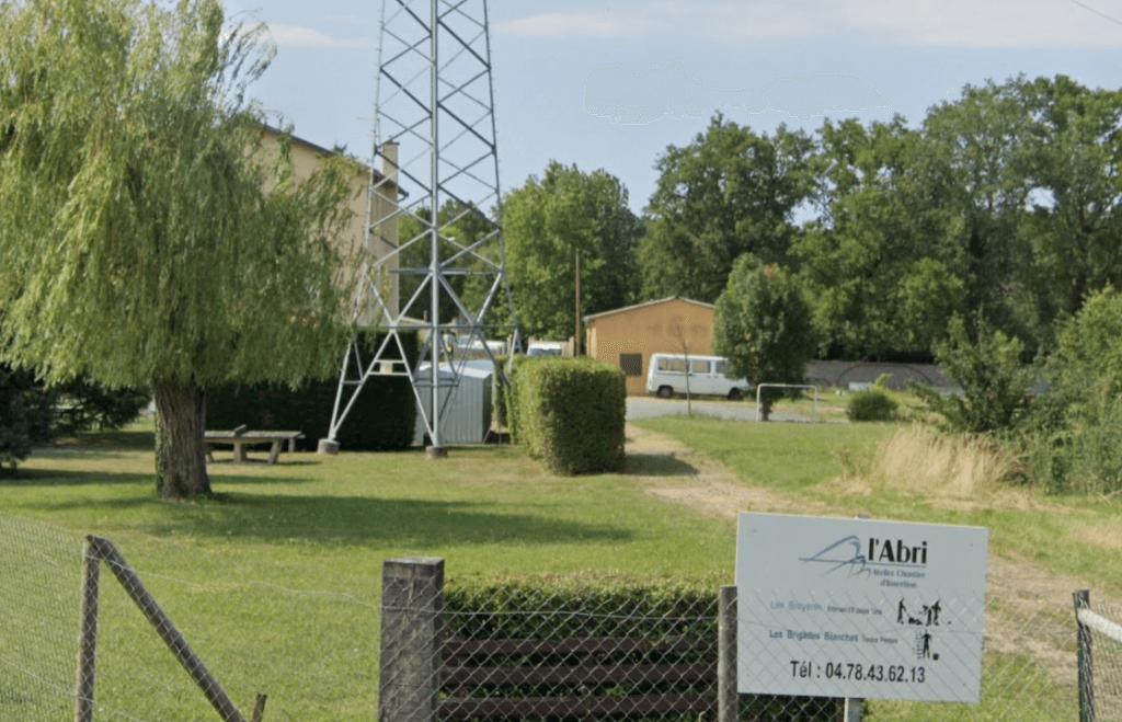Locaux de l'Abri à Chazay d'Azergues